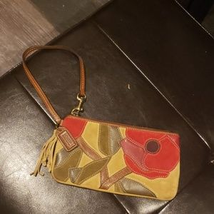 Coach Bags - Coach Poppies for Peace Wristlet